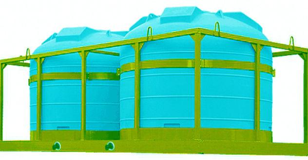 Ёмкости для перевозки воды и жидких удобрений — КАССЕТЫ